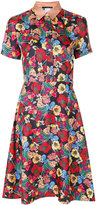 Paul Smith floral-print dress - women - Silk/Cupro - 38