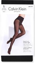 Calvin Klein French-cut 40 denier tights