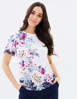 Oasis Laundered Chintz Tee