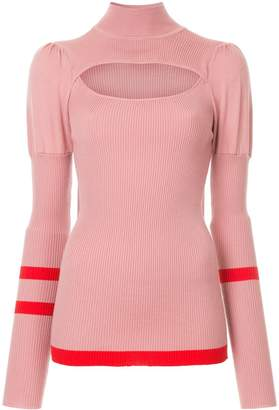 Maggie Marilyn Hold Tight knitted top