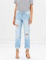Miss Selfridge Slim Boyfriend Jeans