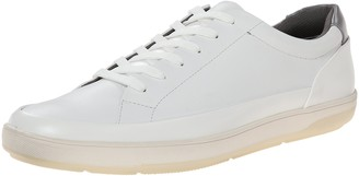 Calvin Klein Men's Ward Leather/Box Fashion Sneaker