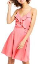 Oasis Sundress, Coral