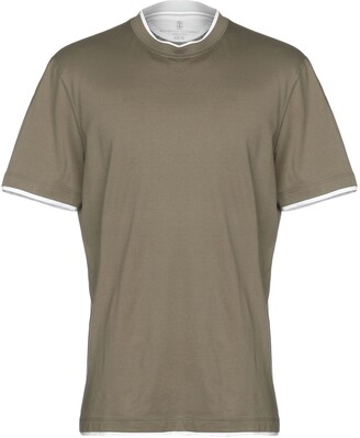 Brunello Cucinelli T-shirts
