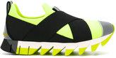 Dolce & Gabbana Ibiza slip-on sneakers - women - Neoprene/Nylon/rubber - 36