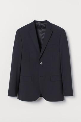 H&M Wool-blend jacket Slim Fit