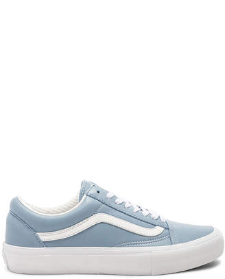 Vans Italian Leather Old Skool VLT LX in Arctic | FWRD