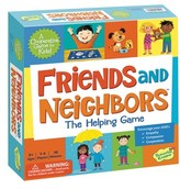 Infant Peaceable Kingdom Friends & Neighbors Cooperative Board Game