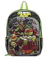 "Teenage Mutant Ninja Turtle 16"" Molded EVA Backpack School Bag for Boys"