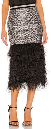 le superbe Marmont Sequin Skirt