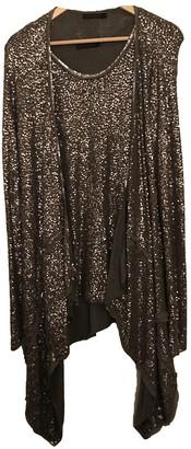 Donna Karan Silver Cashmere Knitwear for Women