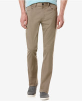 Perry Ellis Men's Slim-Fit Solid Sateen Pants