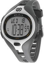 Soleus Dash Mens Gray Digital Running Watch
