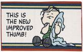 """Peanuts Friends Linus Rug - 18"""" x 30"""""""