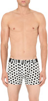 Tommy Hilfiger Beautiful Game Stretch-cotton Trunks