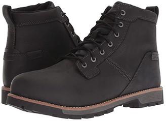 Keen Seattle 6 AT Waterproof (Black/Gargoyle) Men's Work Boots