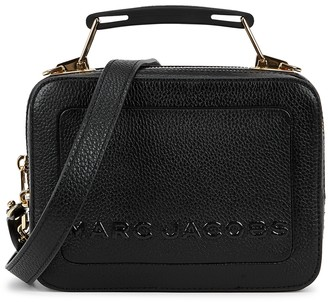 Marc Jacobs The Box 20 black leather bag