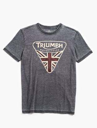 Lucky Brand Triumph Badge Tee
