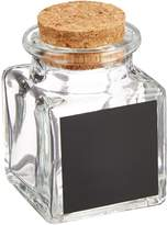 Kate Aspen Kateaspen Set of 12 Chalkboard Glass and Cork Favor Jars