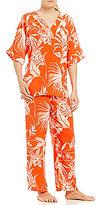 N by Natori Tropical Sanctuary Challis Pajamas