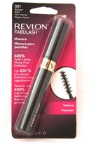 Revlon FabuLash Mascara, Color : Blackest Black, - 0.27 Oz, 1 ea