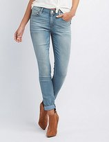 Charlotte Russe Refuge Boyfriend Jeans