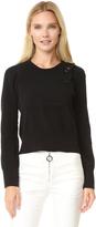 Edun Flat Front Sweater