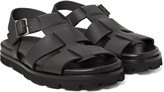 Lanvin - Matte-leather Sandals