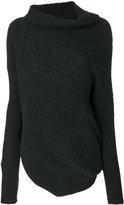 Stella McCartney turtleneck knit - women - Virgin Wool - 38