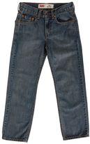 Levi's Boys 8-20 550TM Relaxed Straight-Leg Jeans