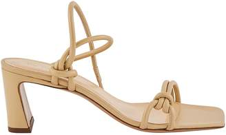 BY FAR Charlie high heeled sandals