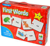 The Learning Journey First Words Match It Puzzle Cards