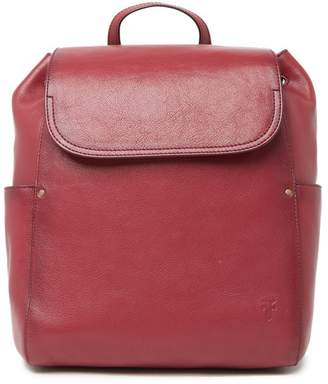 Frye Olivia Leather Backpack