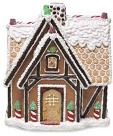 Byers' Choice Sweet Dreams Chalet Gingerbread House