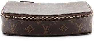 Louis Vuitton Monte-Carlo Jewelry Box Monogram Canvas