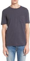 Obey Men's Lombard Pique Pocket T-Shirt
