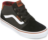 Vans Chapman Mid-Top Boys Skate Shoes - Big Kids