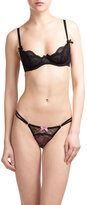 L'Agent by Agent Provocateur L\'Agent by Agent Provocateur Kaylee Trixie Thong