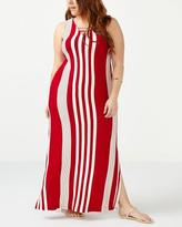 Penningtons ONLINE ONLY Striped Maxi Dress