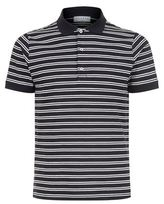 Sandro Boating Striped Polo Shirt