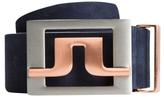 J. Lindeberg Slater 2.0 Leather Belt
