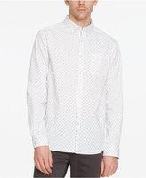 Kenneth Cole New York Men's Geo-Print Long-Sleeve Shirt