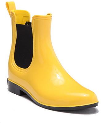 Seven7 Dover Waterproof Chelsea Rain Boot
