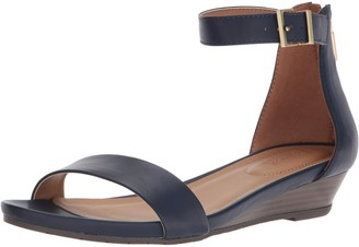 Kenneth Cole Reaction Women's Viber 2 Piece Wedge Sandal