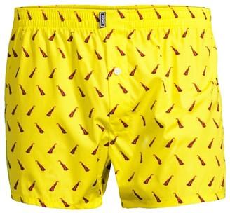 Versace Printed Boxer Shorts