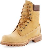 "Timberland 8"" Premium Waterproof Hiking Boot, Light Tan"