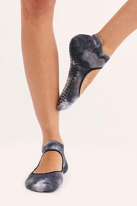 POINTE STUDIO Elise Grip Strap Socks