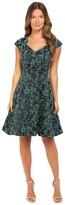 Zac Posen Party Jacquard Dress