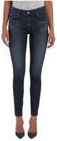 AG Jeans Women's Farrah Skinny Jean in Crater