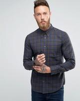 Wrangler Tonal Check Shirt